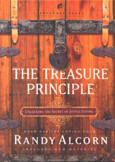 the treasure principle book cover